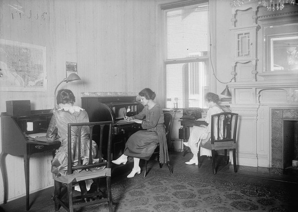 National Woman'sParty Interior
