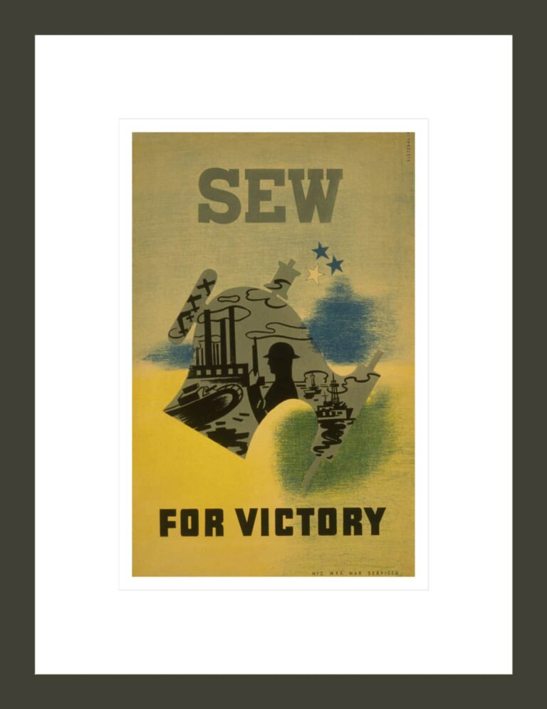 Sew for Victory, between 1941 and 1943