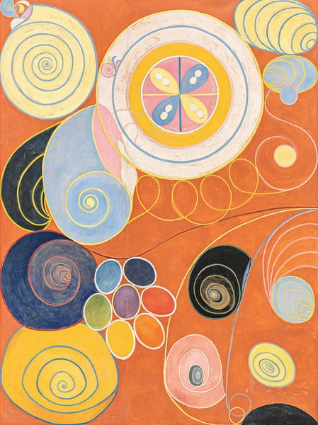 Hilma af Klint GroupIV Youth