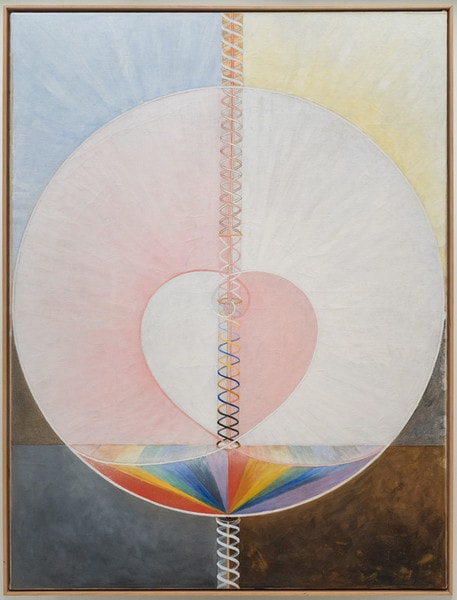Hilma af Klint GroupIX The Dove