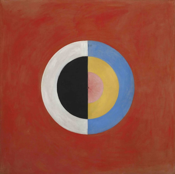 Hilma af Klint, Group IX, The Swan No. 17