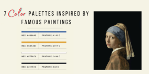 7 Color Palettes Inspired by Famous Paintings