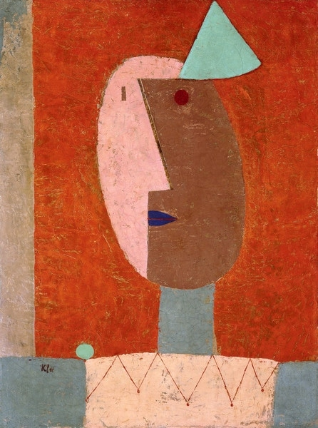 Paul Klee, Clown