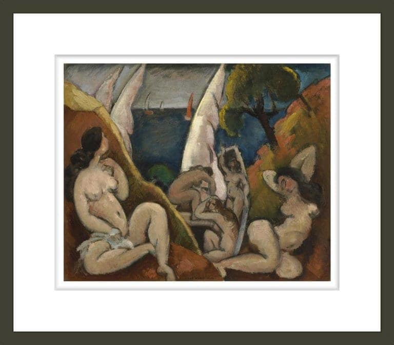 The Bathers, 1909