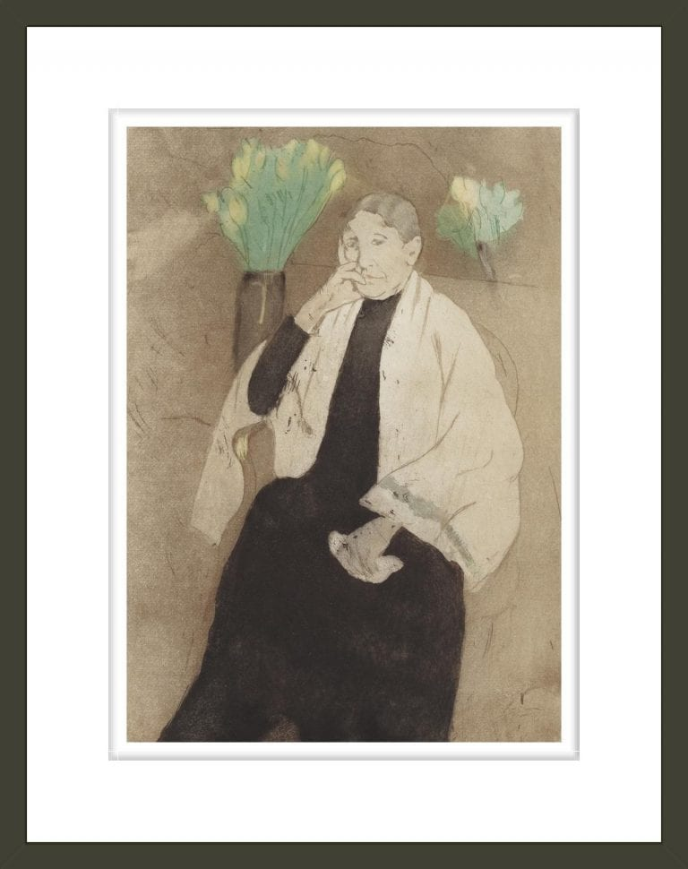 Portrait of the Artist's Mother