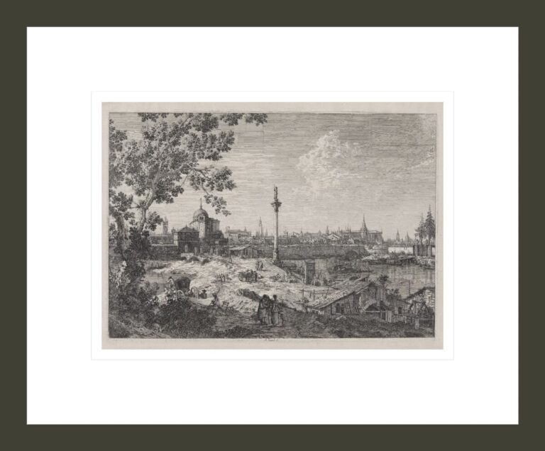 Imaginary View of Padua, from the Vedute