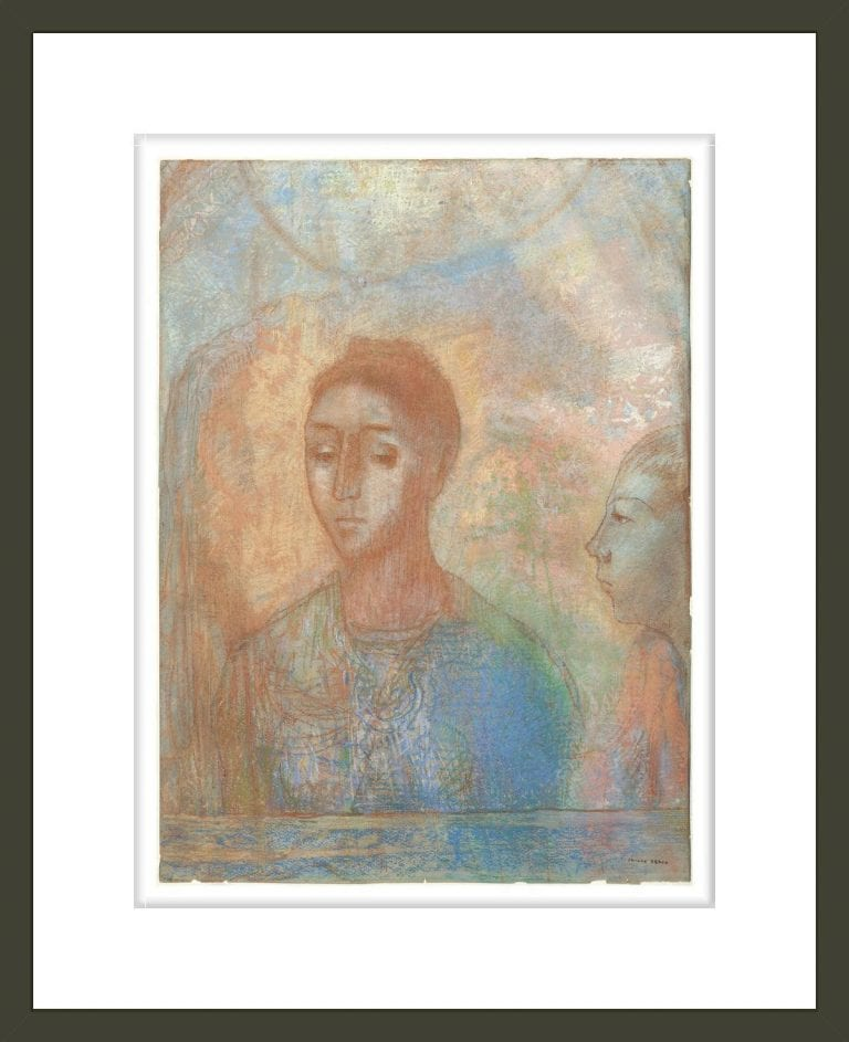 Woman and Child (Mujer y nino)