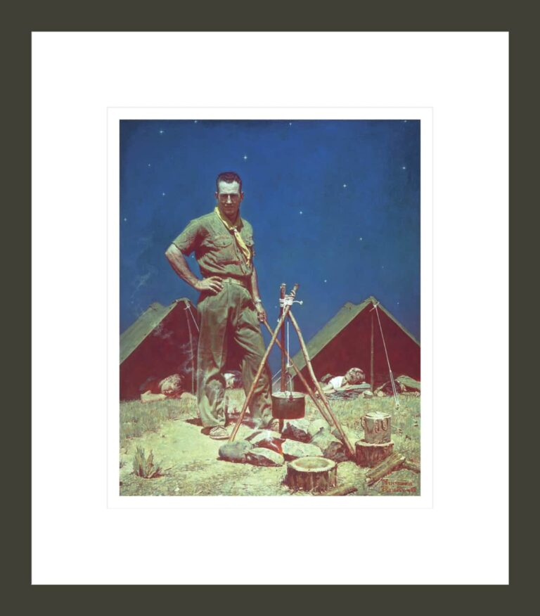 The Scoutmaster