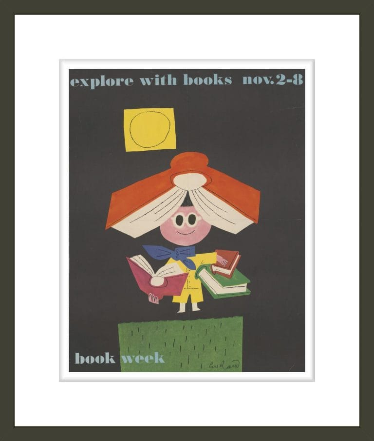Explore with books, Nov. 2-8. Book week