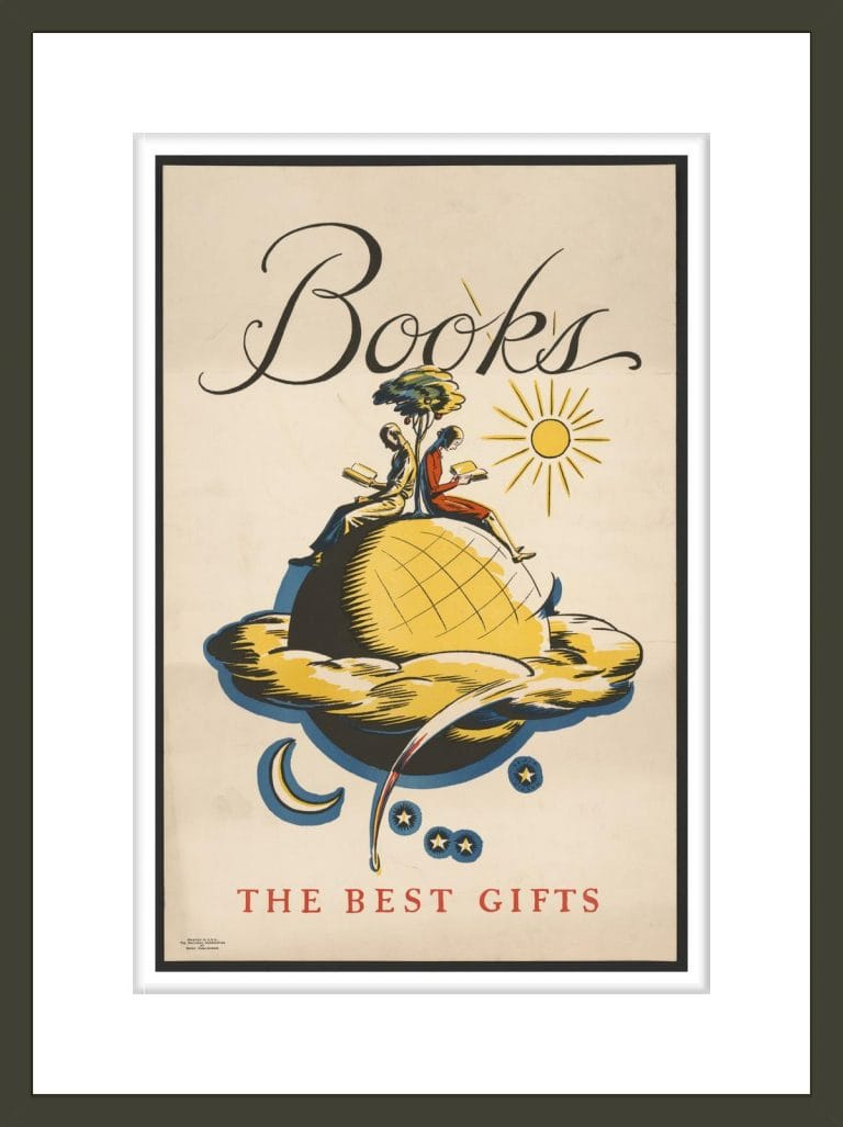 Books, the best gifts