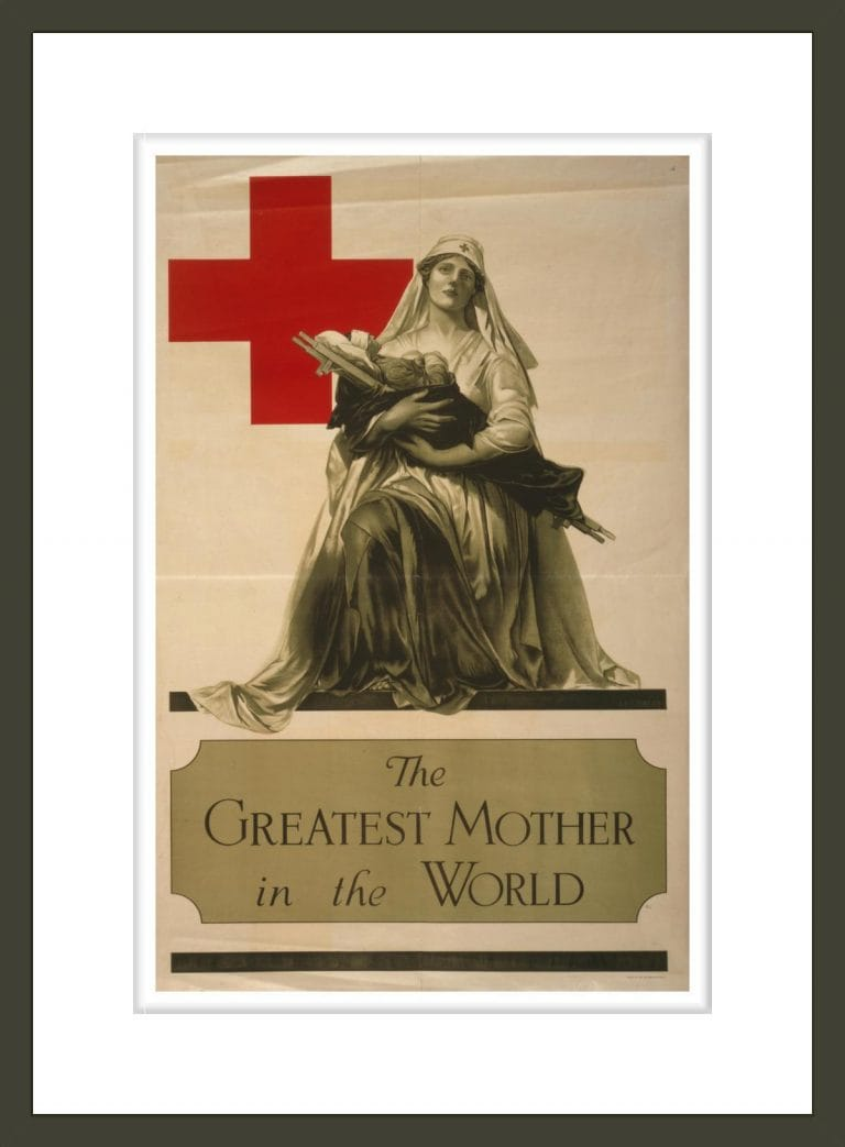 The greatest mother in the world / A. E. Foringer.