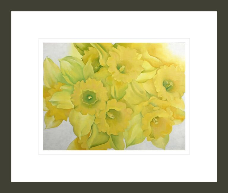 Yellow Jonquils #3
