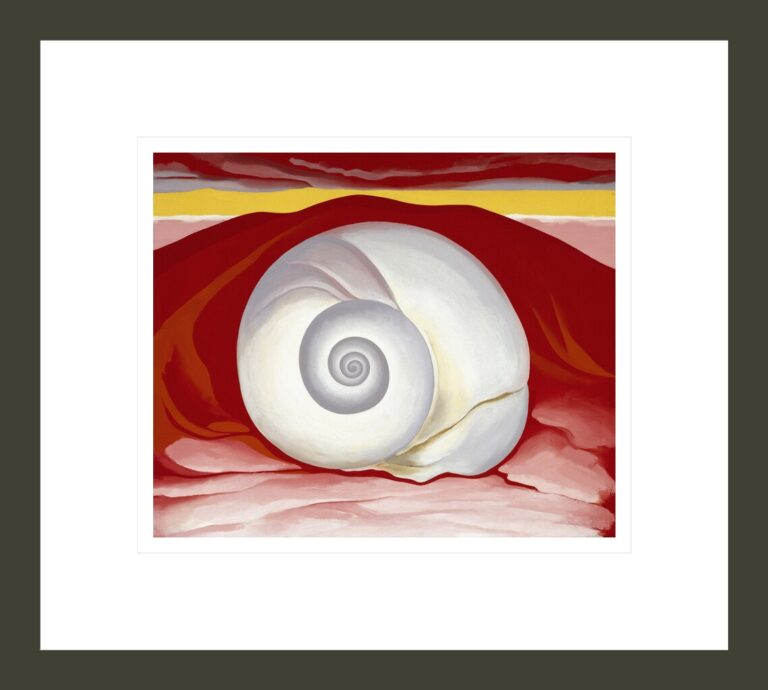 Red Hill and White Shell