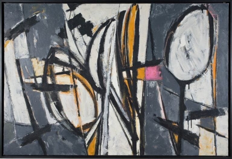 Untitled, 1951 (oil On Canvas)