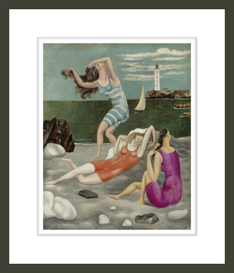 Les baigneuses (The Bathers)