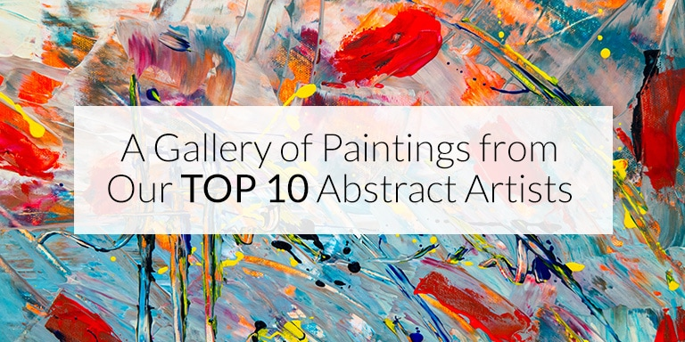 Top 10 Abstract Artists