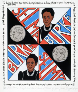 Faith Ringgold, Dear Selma