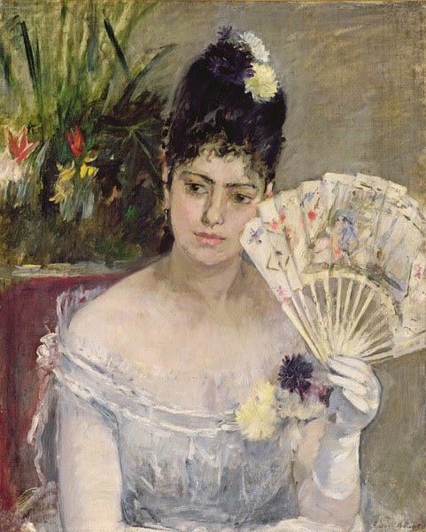 At the Ball Berthe Morisot