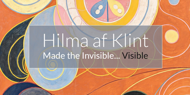 Hilma af Klint Prints and Biography