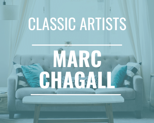 Classic Artists Marc Chagall