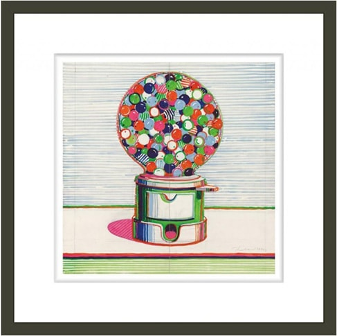 Study for Gumball Machine