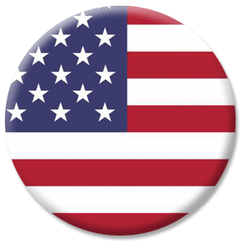 Made in The USA Flag Icon