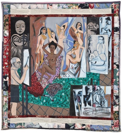Picasso's Studio by Faith Ringgold