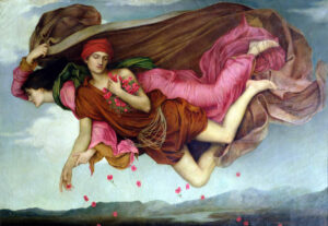 Sleep and Night by Mary Evelyn De Morgan