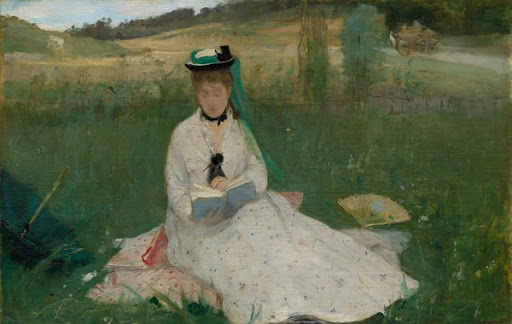 Reading (the Green Umbrella)