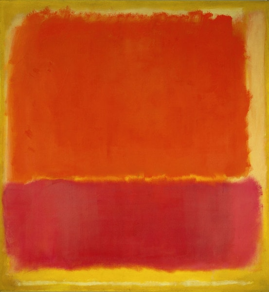 Rothko No12 Painting