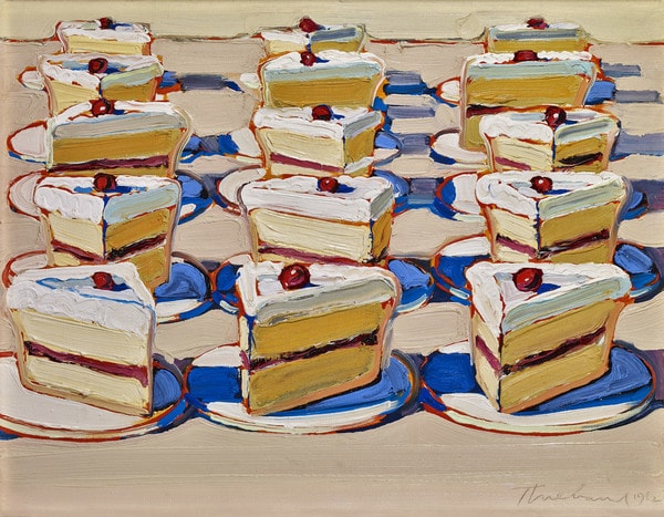 Thiebaud, Boston Cremes