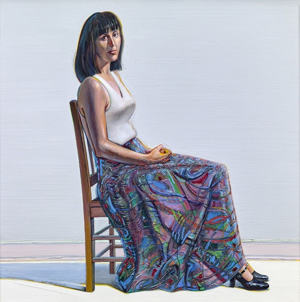 Thiebaud, Tapestry Skirt